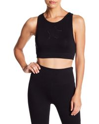 C&C California - Star Cropped Sports Tank - Lyst