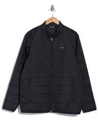 Travis Mathew Arctic Front Puffer Jacket - Black