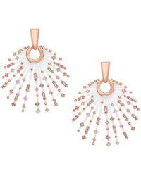 Kendra Scott Fabia Statement Earrings - Multicolour