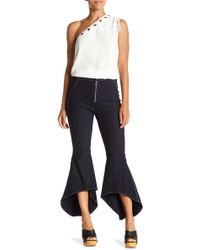 Do+Be Collection - Flared Leg Trousers - Lyst