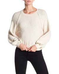 Dress Forum - Raglan Sleeve Jumper - Lyst