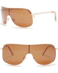 59c36b2756a1a Joe s Jeans - 132mm Shield Sunglasses - Lyst