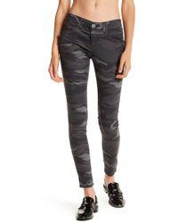 Democracy - Ab Technology Camo Skinny Jeans - Lyst