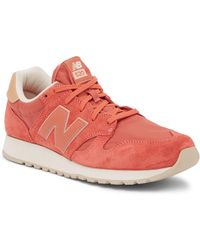 New Balance - Ws 520 Athletic Sneaker - Lyst