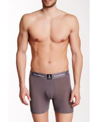 Psycho Bunny - Luxe Modal Boxer Brief - Lyst