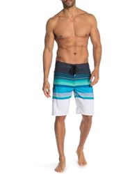 Rip Curl - Hype Patterned Board Shorts - Lyst