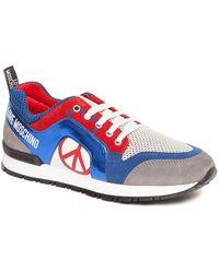Love Moschino - Power Sneaker - Lyst
