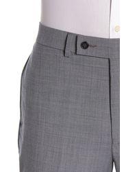 Calvin Klein Solid Medium Grey Suit Separates Pants