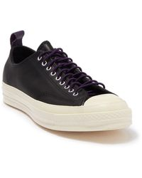 Converse Chuck Taylor 70 Leather Sneaker - Blue