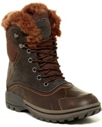 Pajar - Adrian Faux Fur Lined Boot - Lyst