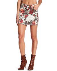 Level 99 - Lex Mini Skirt - Lyst