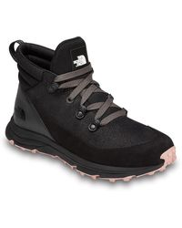 The North Face Raedonda Leather Hiking Boot - Black