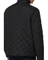 Andrew Marc Elroy Quilted Jacket - Black