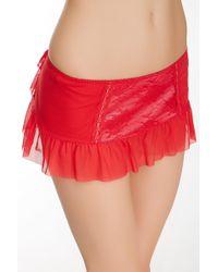 Felina - Lust Skirt - Lyst