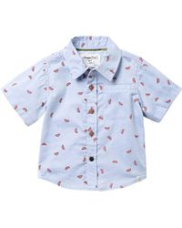 Sovereign Code - Pismo Button Down Shirt (baby Boys) - Lyst
