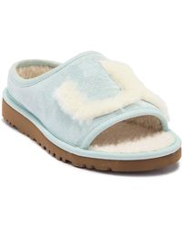 UGG - Slide Pure Lined Slipper - Lyst