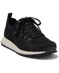 Merrell Ashford Classic Lace-up Sneaker - Black