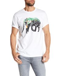 Arka - Tagging Animals Tee - Lyst