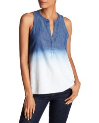 Soft Joie - Carley B Ombre Print Tank - Lyst