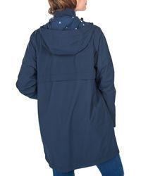 Barbour Laysan Jacket Navy - Blue