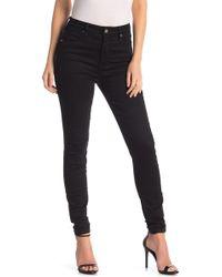 Kendall + Kylie Skinny Ankle Jeans - Black