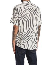 Barney Cools Holiday Short Sleeve Shirt - Black
