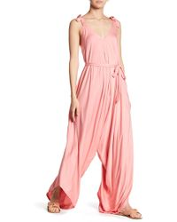Young Fabulous & Broke - Brixton Wide Leg Jumpsuit - Lyst