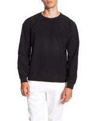 Saturdays NYC - Duey Crew Neck Sweater - Lyst