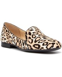 Naturalizer - Emiline Genuine Calf Hair Loafer - Multiple Widths Available - Lyst
