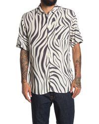 Barney Cools Holiday Short Sleeve Shirt - Multicolor