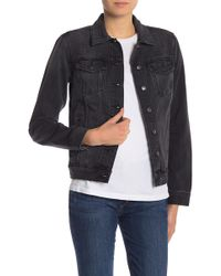 Joe's Jeans - Relaxed Fit Jacket - Lyst