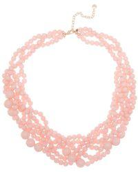 BaubleBar - Bubblestream Collar Necklace - Lyst