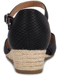 BareTraps Laverick Mary Jane Dress Wedge - Black