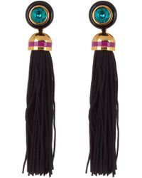 Trina Turk - Tassel Drop Earrings - Lyst