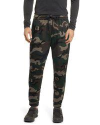Xray Jeans Zip Pocket Fleece Sweatpants - Multicolor