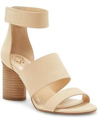 Vince Camuto - Junette Strappy Sandal - Lyst