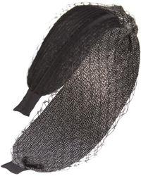 Cara - Mesh Headband - Lyst