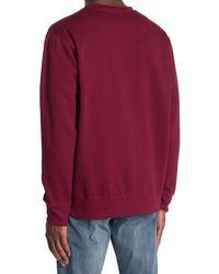 Barney Cools Logo Crew Neck Sweatshirt - Multicolor