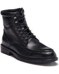 Steve Madden - Gabun Lace-up Boot - Lyst