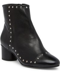 Rebecca Minkoff - Isley Studded Boot - Lyst