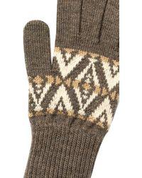 Pendleton - Wool Blend Texting Glove - Lyst