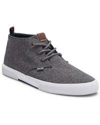 Ben Sherman Bristol Chukka Sneaker - Gray