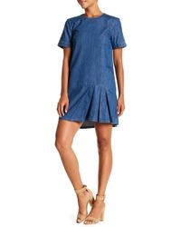Sugarlips - Tavi Denim Dress - Lyst