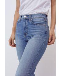 Baldwin Denim Vintage Straight Legged Jeans - Blue
