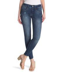 G-Star RAW Lynn D-mid Super Skinny Jeans - Blue