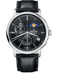 EDOX Watches - Men's Les Bemonts Quartz Watch, 42mm - Lyst