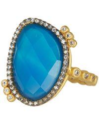Freida Rothman - Stone Ring - Lyst