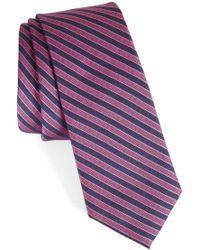 Calibrate - Pop Up Stripe Tie - Lyst