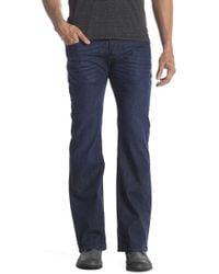 DIESEL - Zathan Bootcut Jeans - Lyst