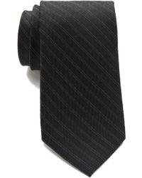Calvin Klein - Classic Fine Pane Tie - Lyst